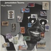 Click here for more info about 'Jamaaladeen Tacuma - Music World'