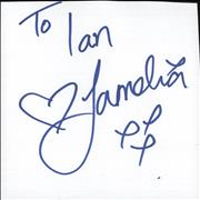 Click here for more info about 'Jamelia - Autograph'