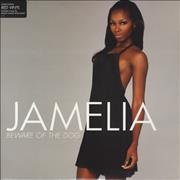 Click here for more info about 'Jamelia - Beware Of The Dog'
