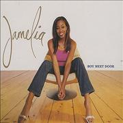Click here for more info about 'Jamelia - Boy Next Door'