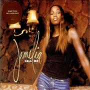 Click here for more info about 'Jamelia - Call Me - CD2'