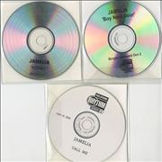 Click here for more info about 'Jamelia - Collection Of 3 x CD-R Acetates'