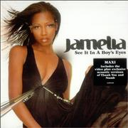Click here for more info about 'Jamelia - See It In A Boy's Eyes'