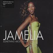 Click here for more info about 'Jamelia - Something About You'