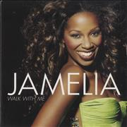 Click here for more info about 'Jamelia - Walk With Me'