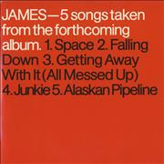 Click here for more info about 'James - 5 Songs Taken From The Forthcoming Album'