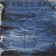 Click here for more info about 'James Bay - Hold Back The River'