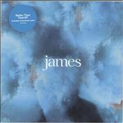 Click here for more info about 'James - Better Than That EP - Sealed'