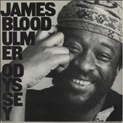 Click here for more info about 'James Blood Ulmer - Odyssey - Gold Promo Stamped Sleeve'