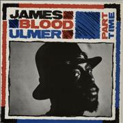 Click here for more info about 'James Blood Ulmer - Part Time'