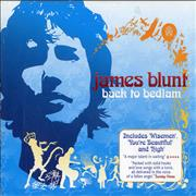 Click here for more info about 'James Blunt - Back To Bedlam'