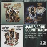 Click here for more info about 'James Bond - 3 CD Originals - Sealed'