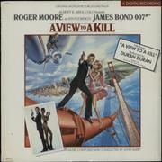 Click here for more info about 'James Bond - A View To A Kill - Sealed'