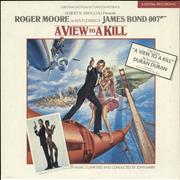 Click here for more info about 'James Bond - A View To A Kill'