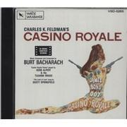 James Bond Casino Royale Germany CD album