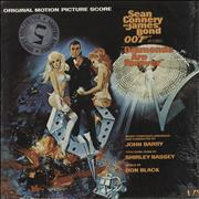Click here for more info about 'James Bond - Diamonds Are Forever - shrink'