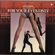 Click here for more info about 'James Bond - For Your Eyes Only'