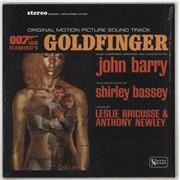 Click here for more info about 'James Bond - Goldfinger - 180gm Vinyl + Shrink'