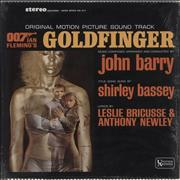 Click here for more info about 'James Bond - Goldfinger - shrink'