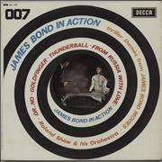 Click here for more info about 'James Bond - James Bond In Action'