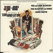 Click here for more info about 'James Bond - Live And Let Die'