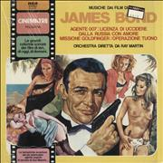 Click here for more info about 'James Bond - Musiche Dai Film Di James Bond - shrink'