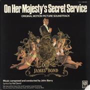 Click here for more info about 'James Bond - On Her Majesty's Secret Service'