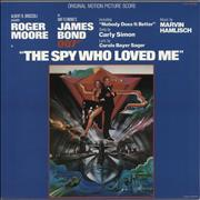 Click here for more info about 'James Bond - The Spy Who Loved Me'