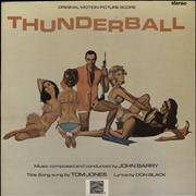 Click here for more info about 'James Bond - Thunderball'