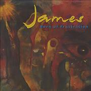 Click here for more info about 'James - Born Of Frustration'