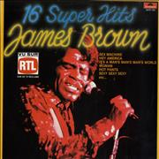 Click here for more info about 'James Brown - 16 Super Hits'