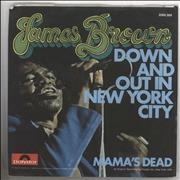 Click here for more info about 'James Brown - Down And Out In New York City'