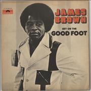 Click here for more info about 'James Brown - Get On The Good Foot'