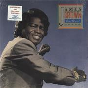 Click here for more info about 'James Brown - I'm Real - stickered shrink'