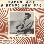 Click here for more info about 'James Brown - Papa's Got A Brand New Bag'