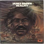 Click here for more info about 'James Brown - Reality'
