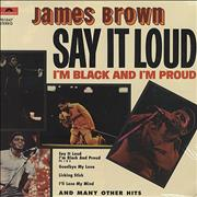Click here for more info about 'James Brown - Say It Loud - I'm Black And I'm Proud'