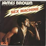 Click here for more info about 'James Brown - Sex Machine (Get Up I Feel Like Being Like A) + Sleeve'