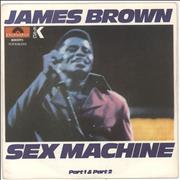 Click here for more info about 'James Brown - Sex Machine (Part 1 & Part 2) + Sleeve'