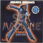 Click here for more info about 'James Brown - Sex Machine Today'