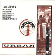 Click here for more info about 'James Brown - She's The One'