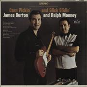 Click here for more info about 'James Burton - Corn Pickin' And Slick Slidin''