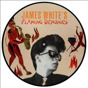 Click here for more info about 'James Chance & The Contortions - Flaming Demonics'