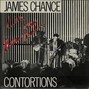 Click here for more info about 'James Chance & The Contortions - Live Aux Bains Douches'