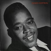 Click here for more info about 'James Cotton - From Cotton With Verve'