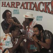Click here for more info about 'James Cotton - Harp Attack!'