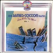 Click here for more info about 'James Cotton - Live And On The Move Vol. 1'