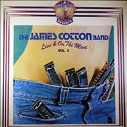 Click here for more info about 'James Cotton - Live And On The Move Vol. 2'