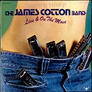 Click here for more info about 'James Cotton - Live And On The Move'