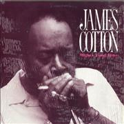 Click here for more info about 'James Cotton - Mighty Long Time'